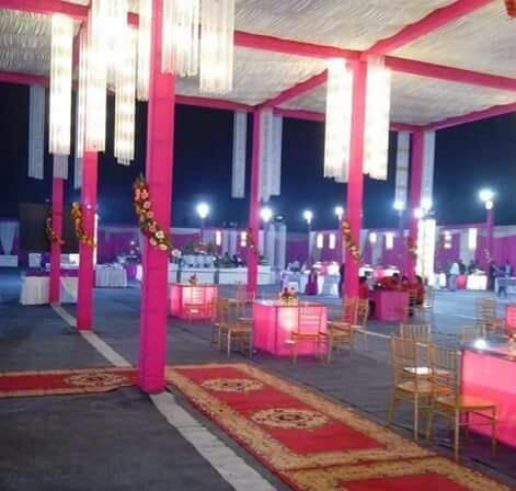 tent house in south delhi, tent decoration