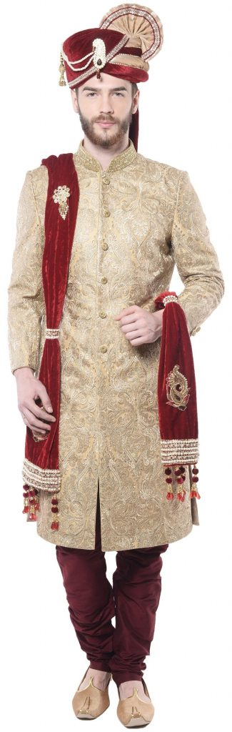 wedding sherwani for groom in delhi